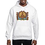 Thanksgiving Turkey Hooded Sweatshirt