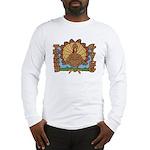 Thanksgiving Turkey Long Sleeve T-Shirt