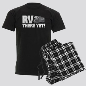 RV There Yet? Men's Dark Pajamas