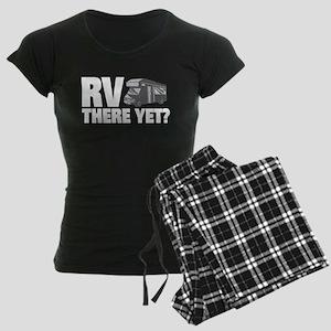 RV There Yet? Women's Dark Pajamas