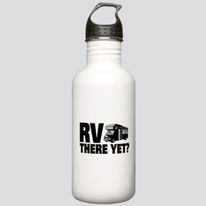 RV There Yet? Stainless Water Bottle 1.0L