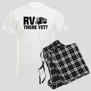 RV There Yet? Men's Light Pajamas