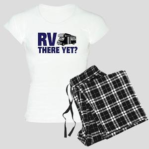 RV There Yet? Women's Light Pajamas