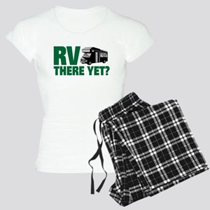 RV There Yet? Women's Light Pajamas