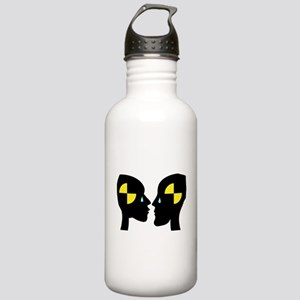 Test Dummy Love Stainless Water Bottle 1.0L