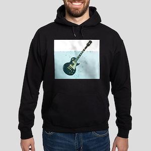 Sinking Guitar Hoodie (dark)