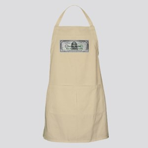 Money:- Can Buy You Sex, but, It Can't Buy Apron
