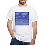 77.cloud study..? White T-Shirt
