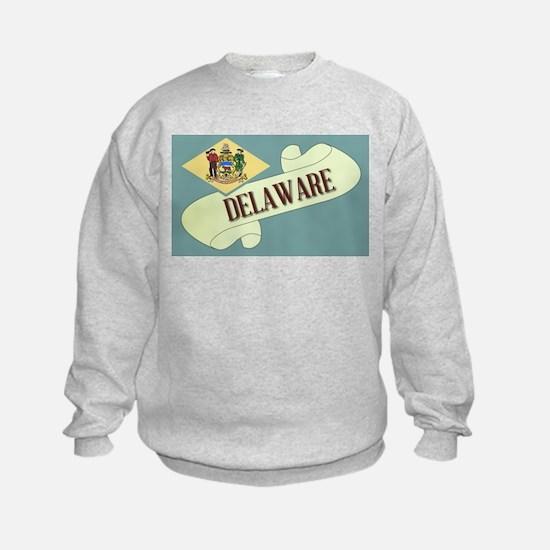 Delaware Scroll Sweatshirt
