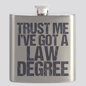 Lawyer Trust Me Flask