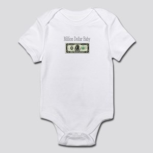 3-Million Dollar Baby Body Suit