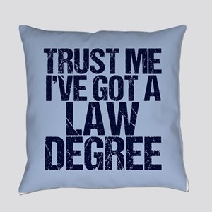 Lawyer Trust Me Everyday Pillow