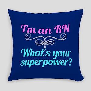 Super RN Cute Everyday Pillow