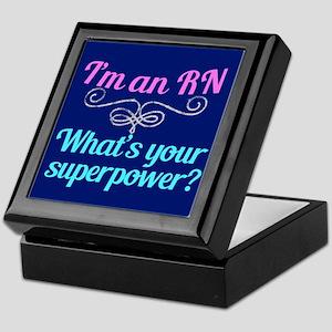 Super RN Cute Keepsake Box