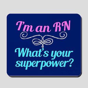 Super RN Cute Mousepad