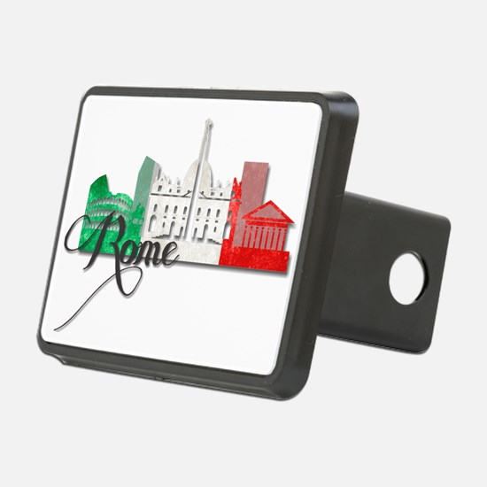 Rome Italy Hitch Cover