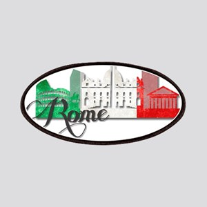 Rome Italy Patch