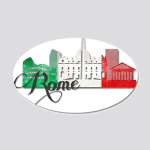 Rome Italy Wall Decal