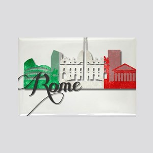 Rome Italy Magnets