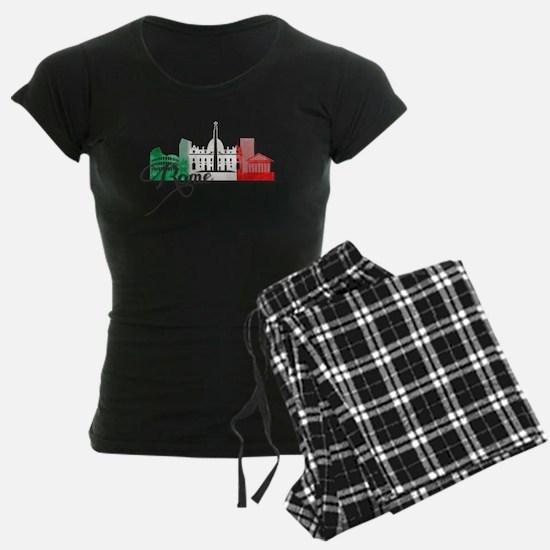 Rome Italy Pajamas