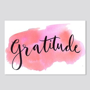 Gratitude Postcards (Package of 8)