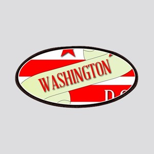 Washington DC Scroll Patch