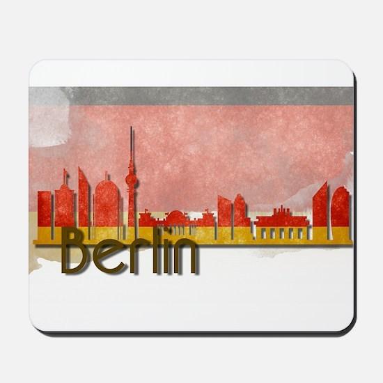 Berlin Germany -Deutschland Mousepad