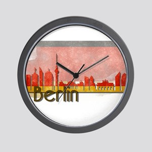 Berlin Germany -Deutschland Wall Clock