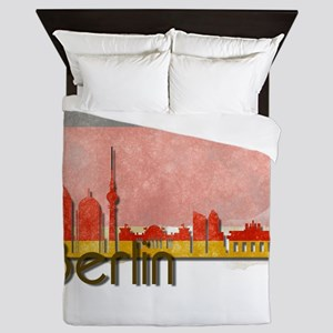 Berlin Germany -Deutschland Queen Duvet