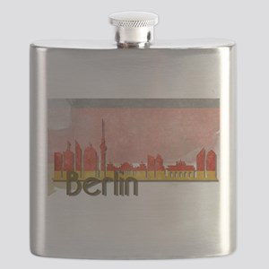 Berlin Germany -Deutschland Flask