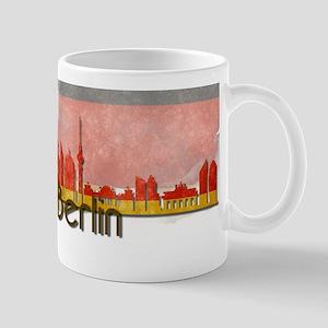 Berlin Germany -Deutschland Mugs