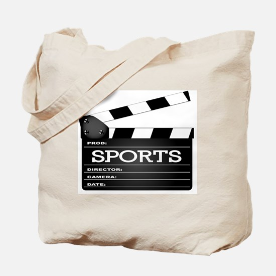 Cute Film producer Tote Bag