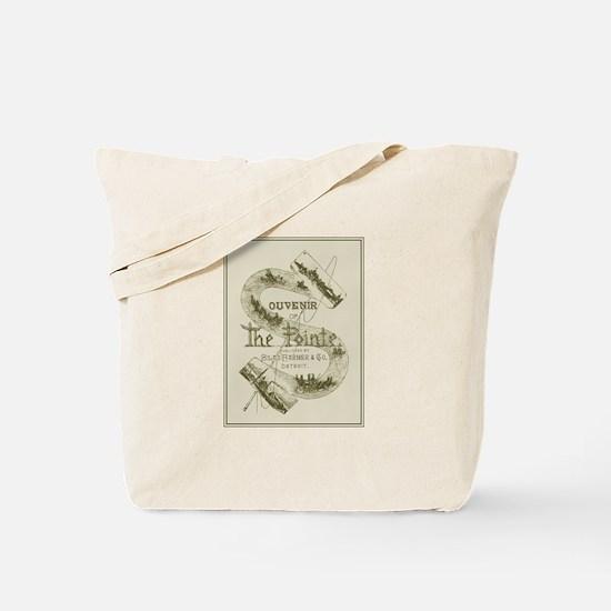 Souvenir of The Pointe Tote Bag