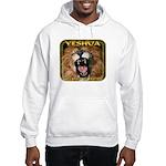 Yeshua, The Lion Of Judah Hooded Sweatshirt