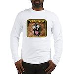 Yeshua, The Lion Of Judah Long Sleeve T-Shirt