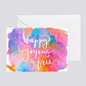 Happy Joyous Free Greeting Cards