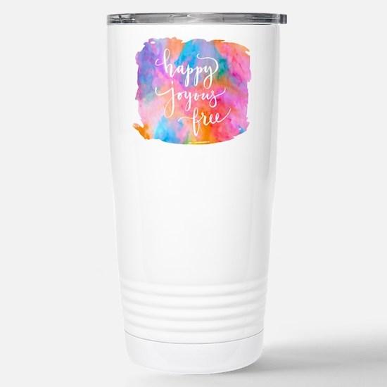 joyous unique coffee mug. Happy Joyous Free Travel Mug Alcoholics Anonymous Mugs  CafePress