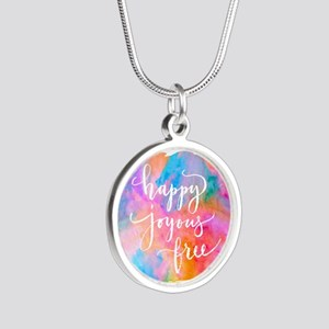 Happy Joyous Free Necklaces