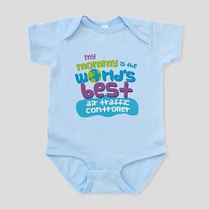 Air Traffic Controller Gifts for K Infant Bodysuit
