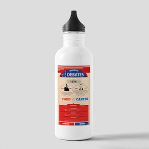 1976 Debate Water Bottle