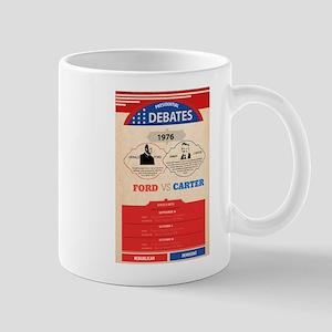 1976 Debate Mugs