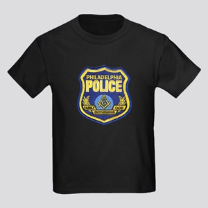 Philly PD Masons Kids Dark T-Shirt