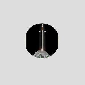 Excalibur Mini Button
