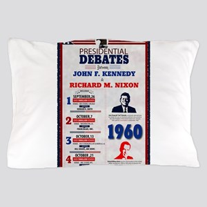 1960 Debate Pillow Case