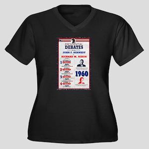 1960 Debate Plus Size T-Shirt