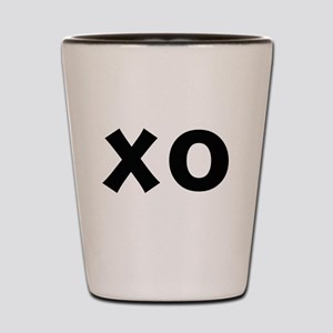 XO Shot Glass