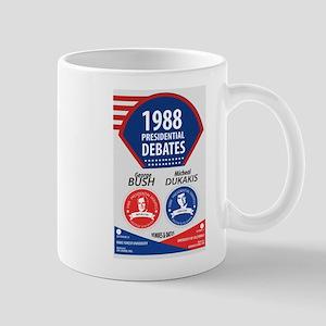 1988 Debate Mugs