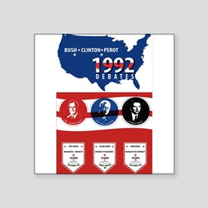 1992 Debate Sticker
