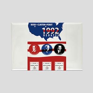 1992 Debate Magnets