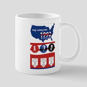 1992 Debate Mugs